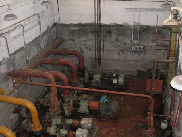 Водоочистные сооружения г. Бийск